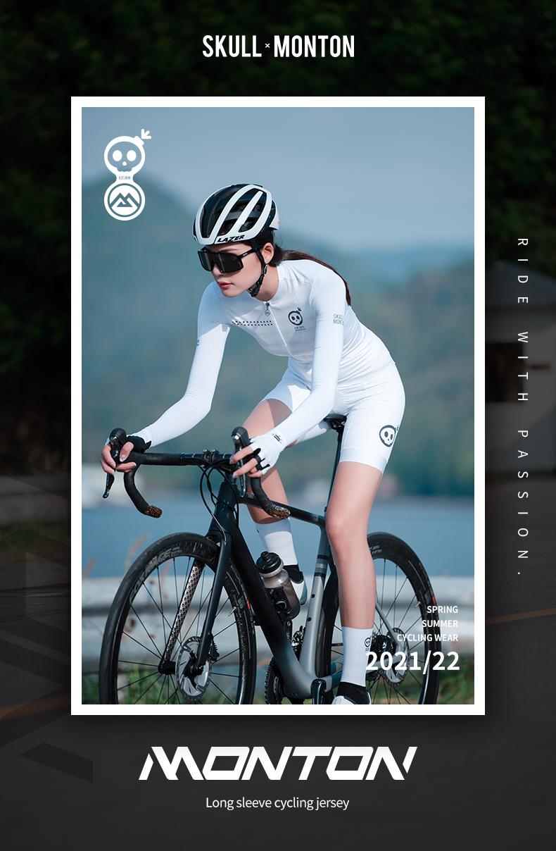 womens cycling jersey long sleeve