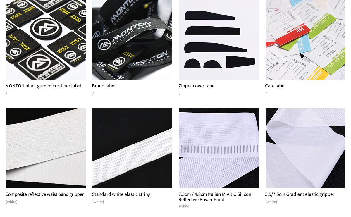 cycling clothing material