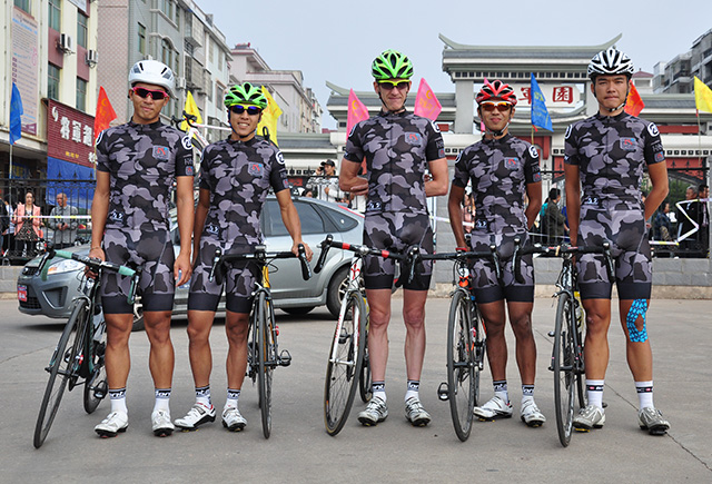Monton Hongkong Cycling Team