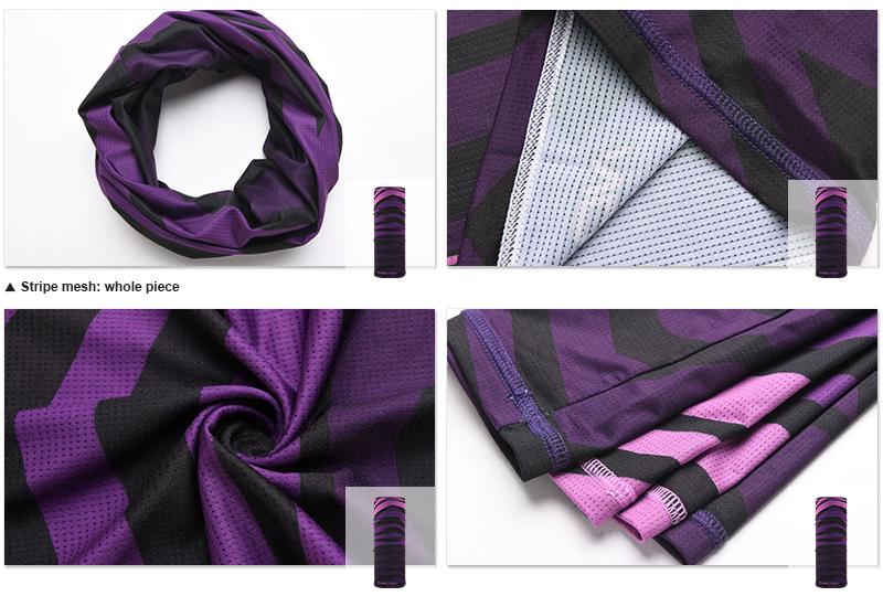 multifunctional headwear scarf