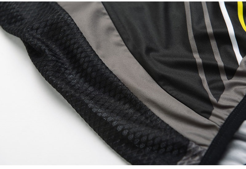 cycling Gilet details