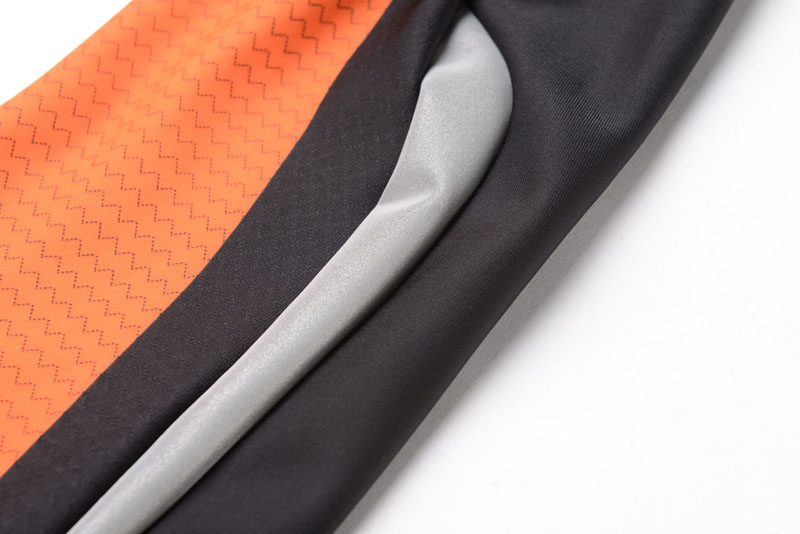 thermal fleece cycling jersey