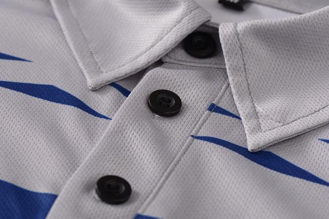 Monton Cycling Polo Shirts Detail