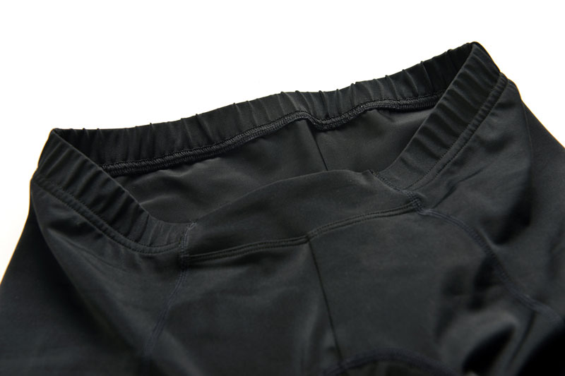cycling shorts waist