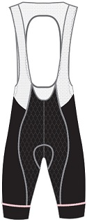 custom cycling bib shorts