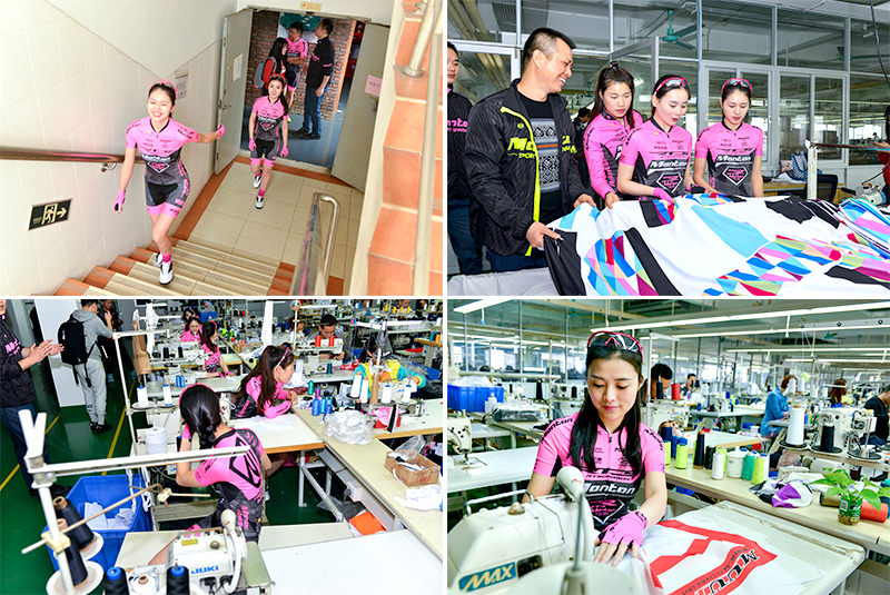 cycling jersey factory