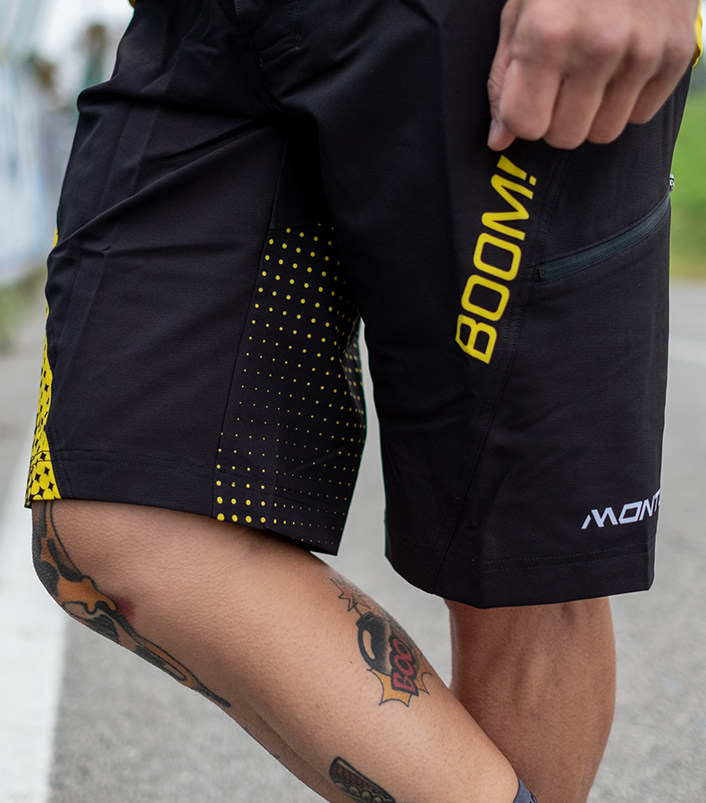 mtb shorts with liner