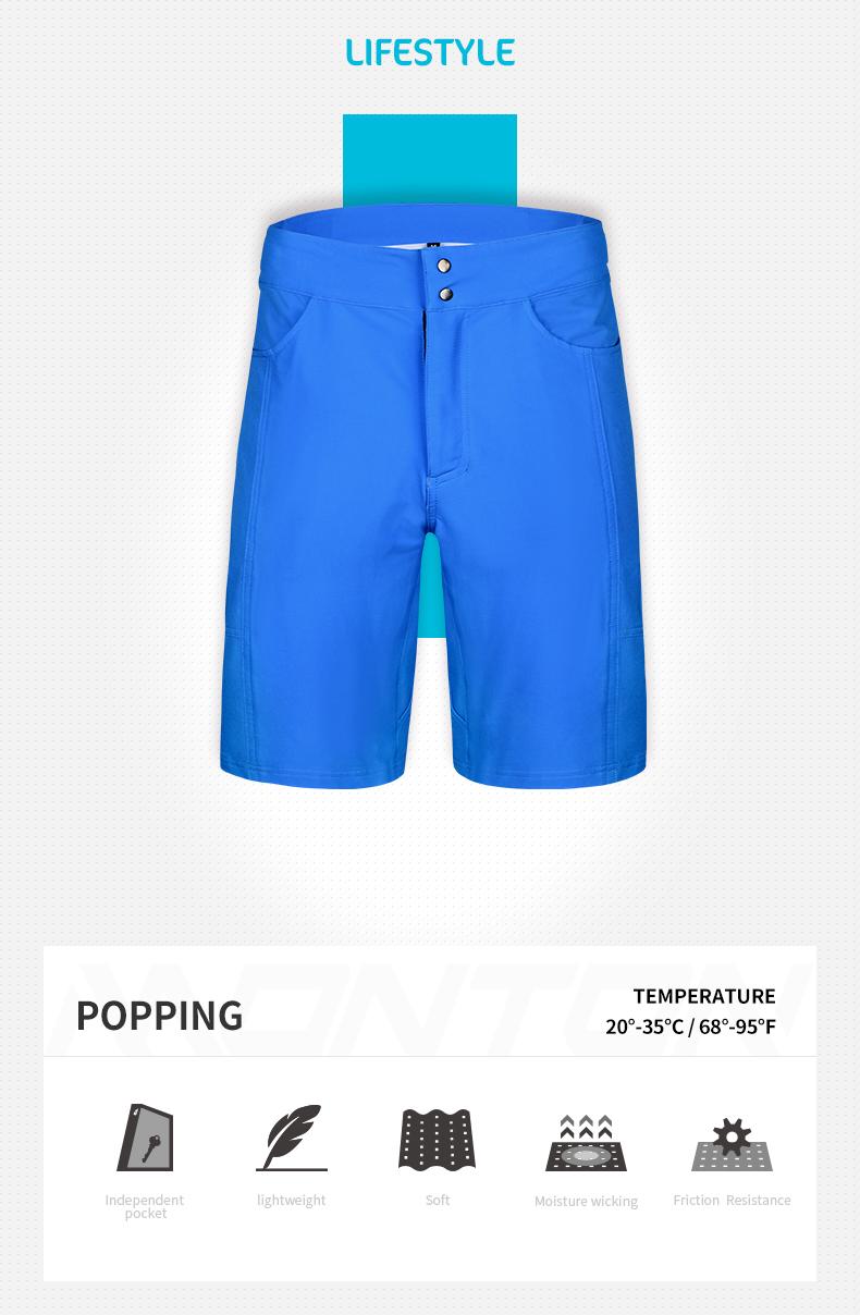 padded mtb shorts