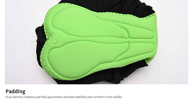 cycling padding chamois
