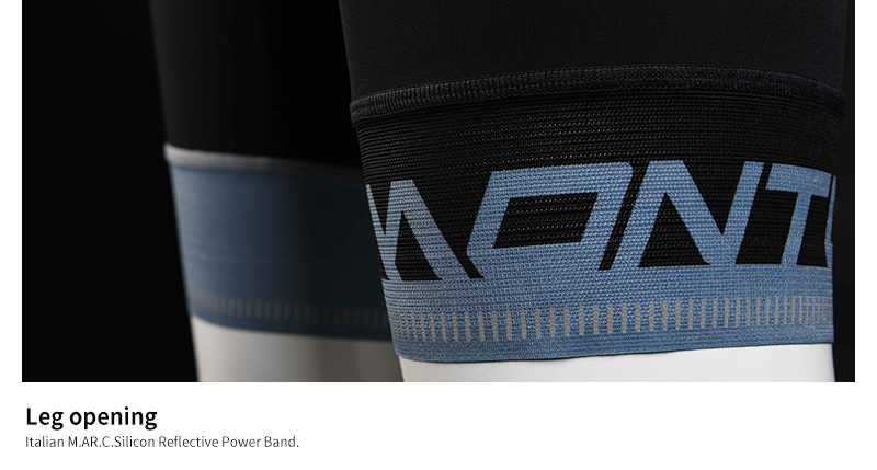 Italian M.AR.C.Silicon Injected Reflective Power Band