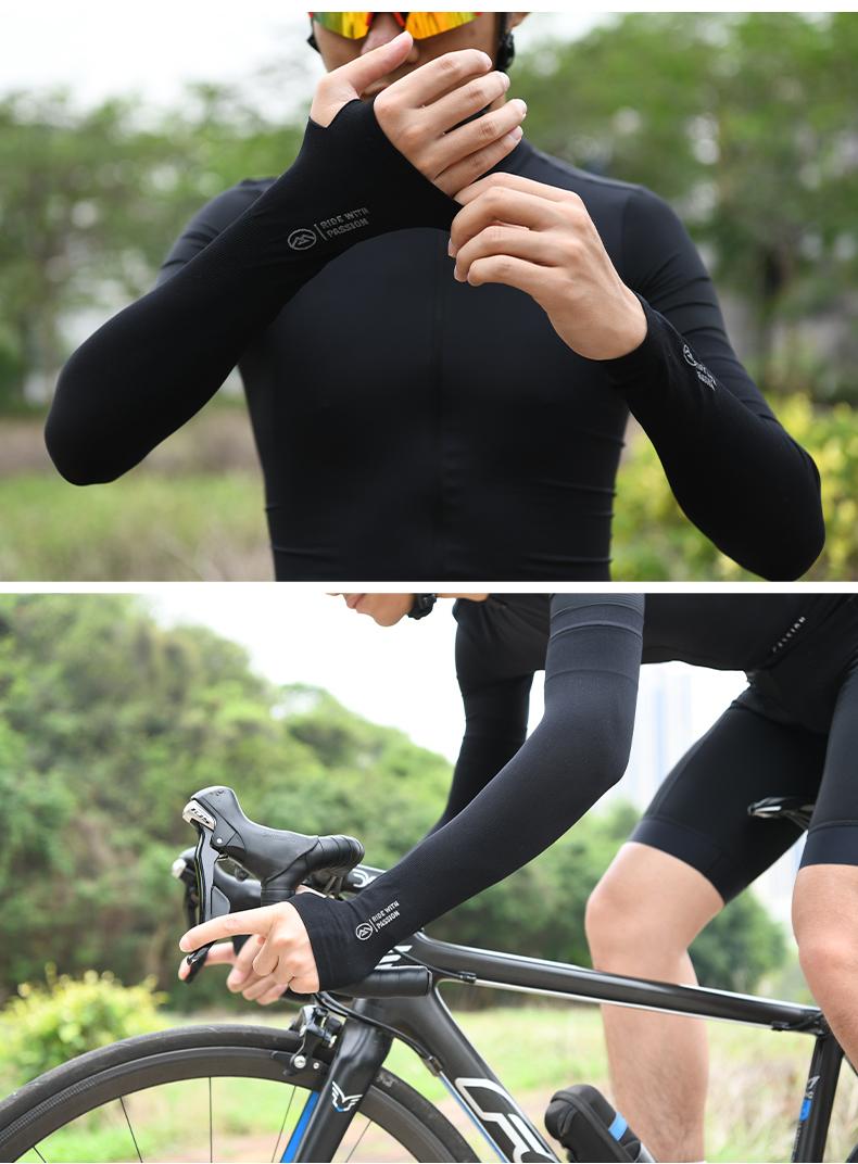 bicycle arm sleeves