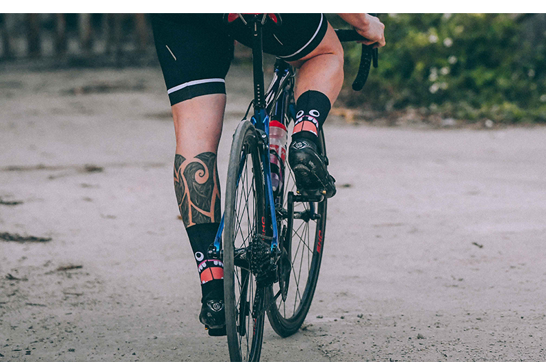 aero cycling socks