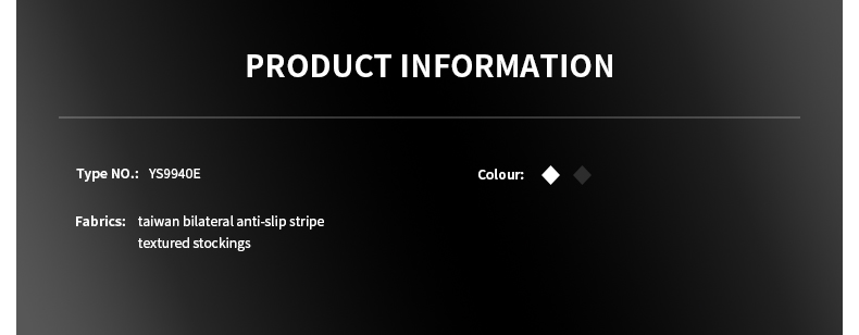 cycling socks YS9940E information