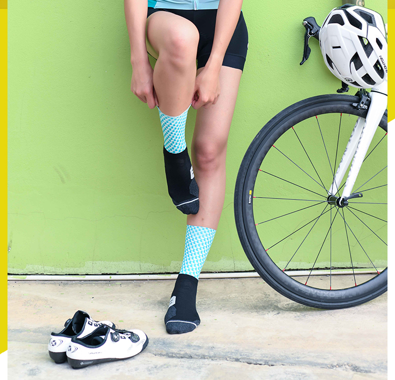 summer cycling socks