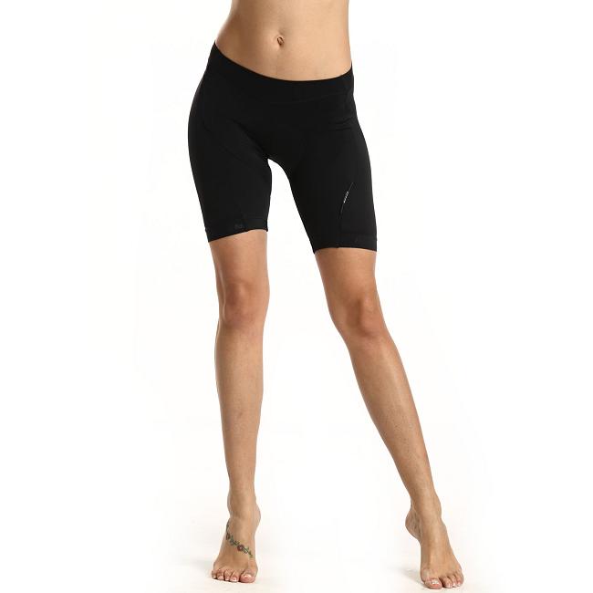 womens padded bike shorts clearance