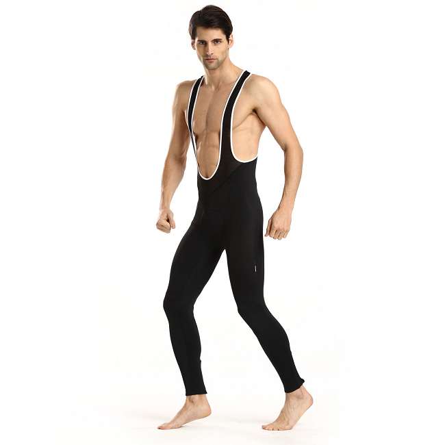 Monton 2015 Cycling Bib Tights Spyker on Model