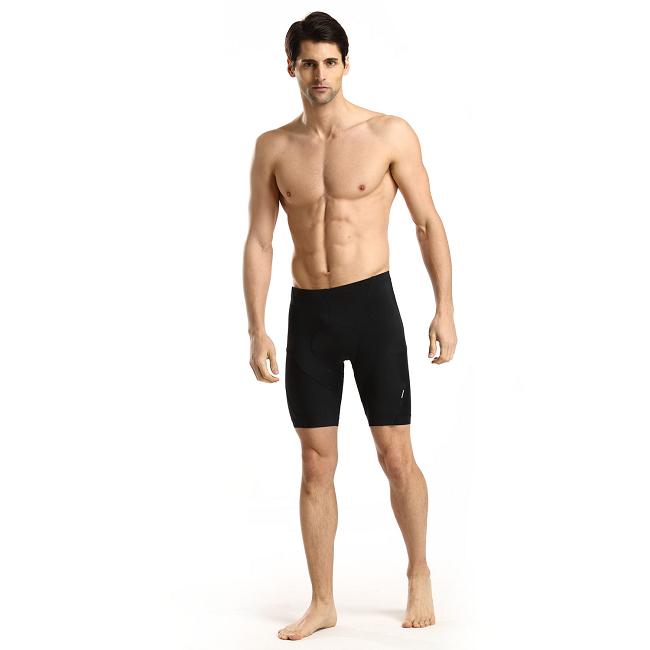 Monton 2015 Men's Cycling Shorts Spyker on Model