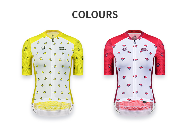 ladies cycling jerseys
