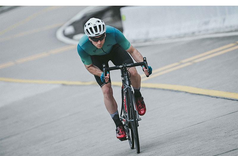 road bike short sleeve jersey