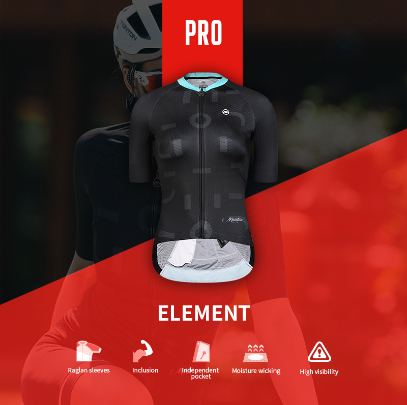 aero cycling jersey