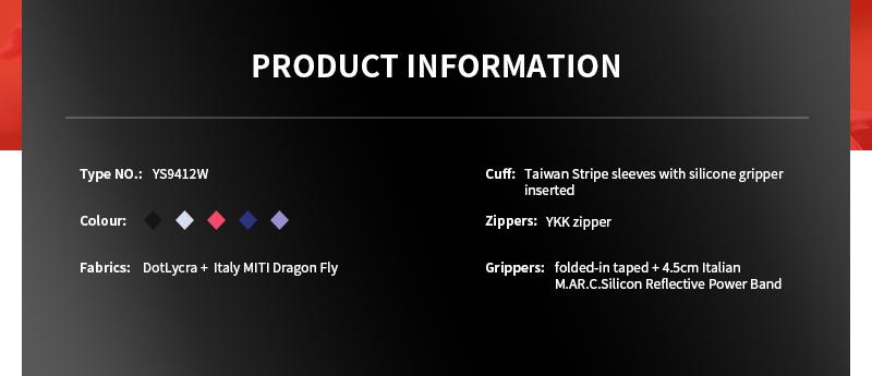 YS9412W information