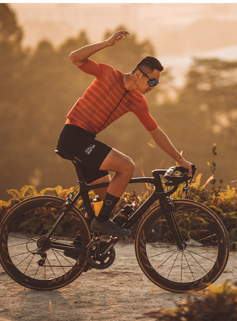 best hot weather cycling jersey