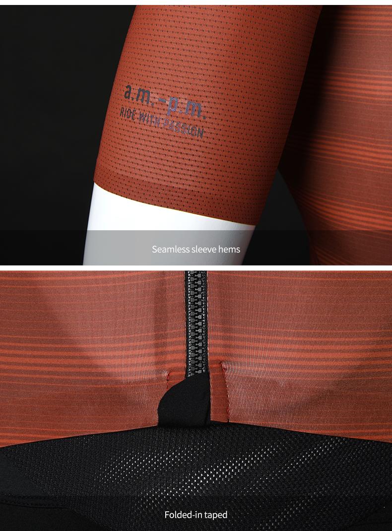 Seamless sleeve hems
