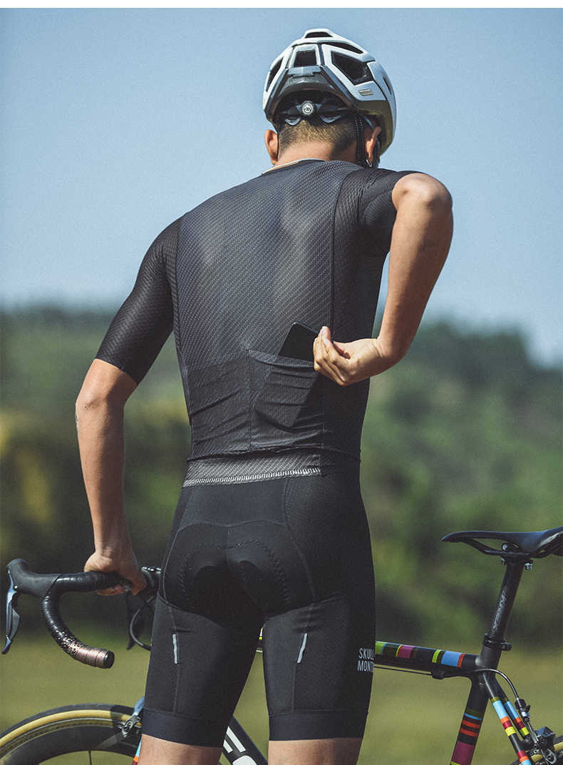 pro fit cycling jersey