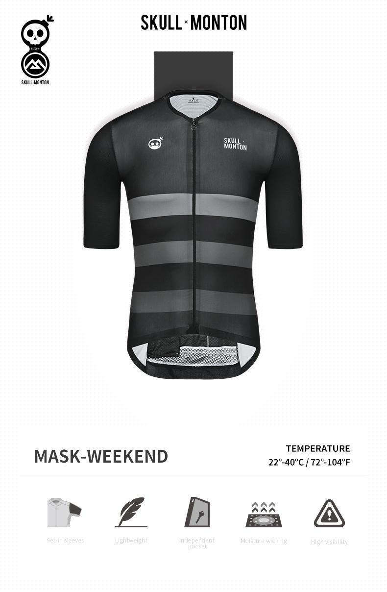 short sleeve cycling jersey