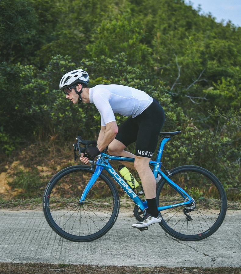 cycling jersey white