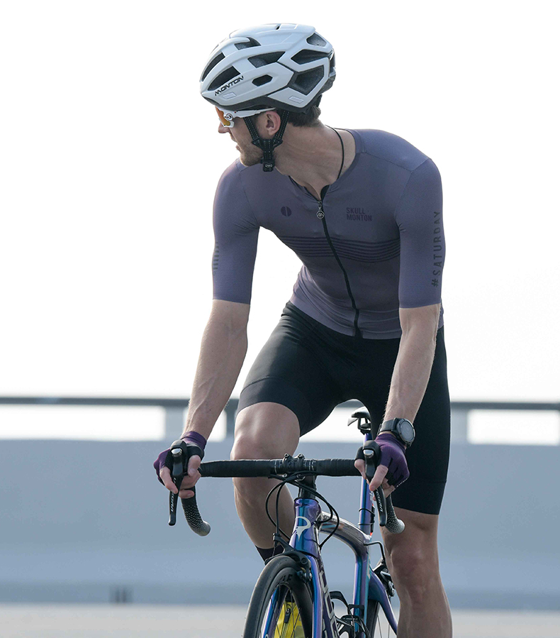 summer cycling kit