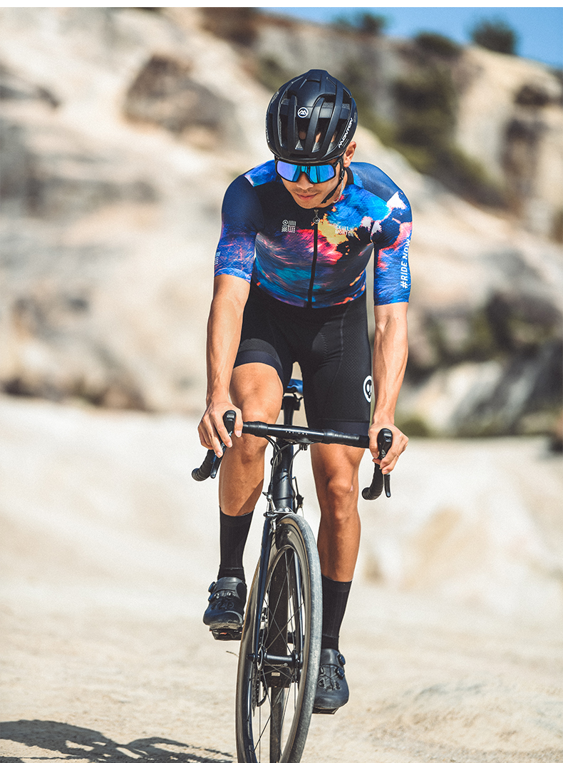 unique cycling jersey
