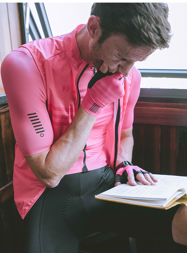 lightweight cycling jersey