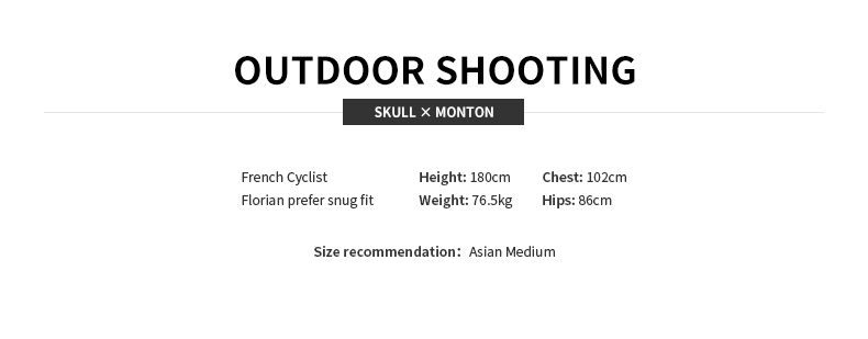 model size recommendation