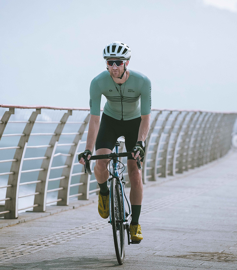 cool cycling apparel