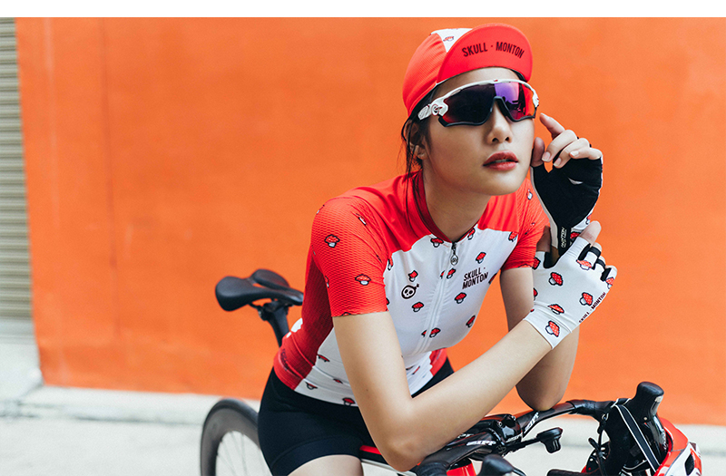 womens cycling apparel