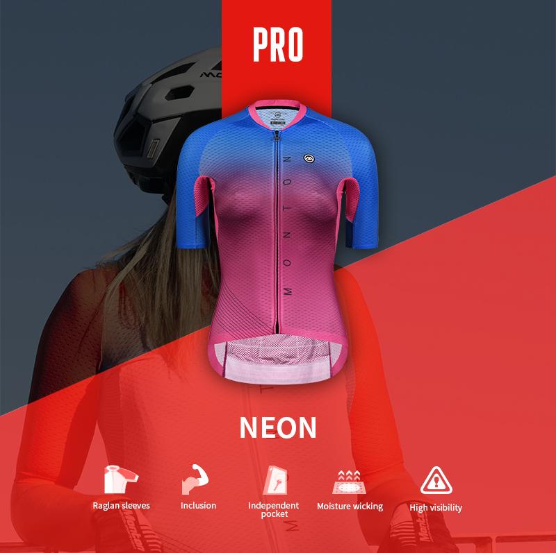 aerodynamic cycling jersey