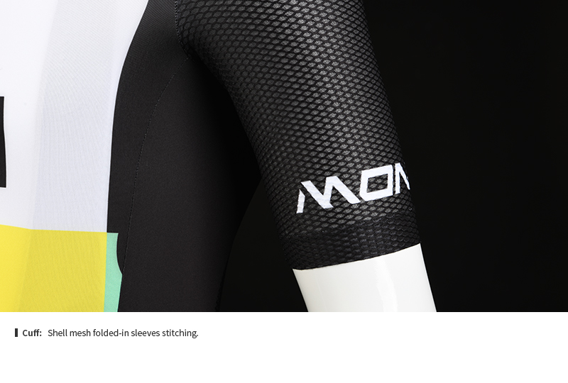 cycling jersey sleeves