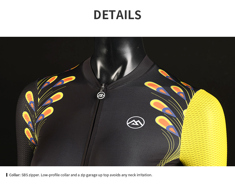 bike jersey full zip