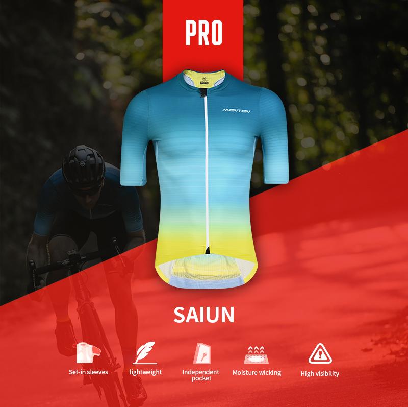 aero fit cycling jersey