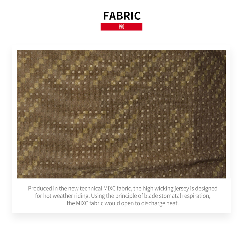 fabric features