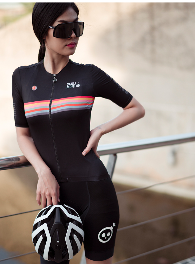 race fit cycling jersey