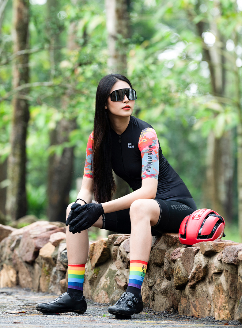 hot weather cycling jersey