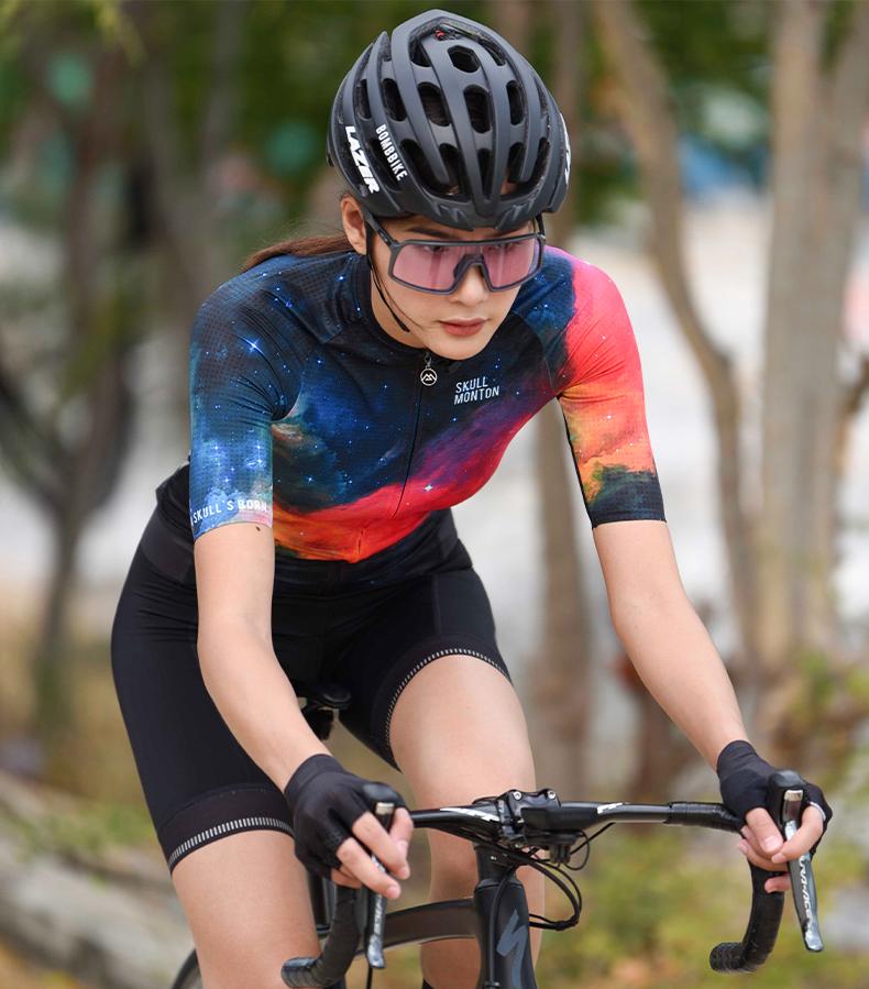 women's cycling tops