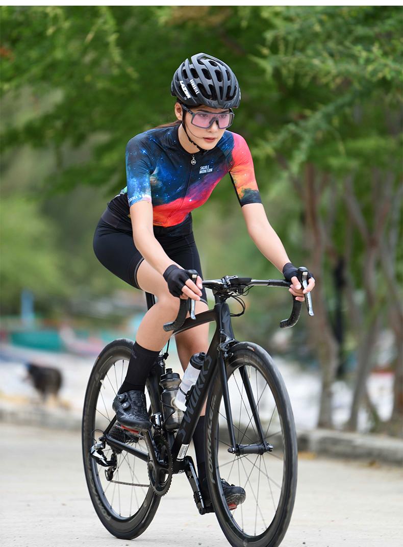 cycling tops women