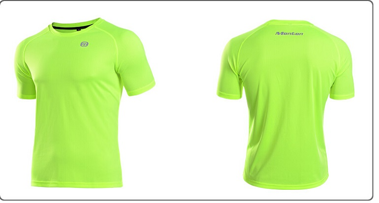 Hi Vis Cycling T Shirts