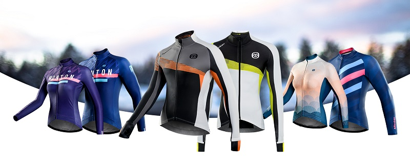 thermal cycling jerseys