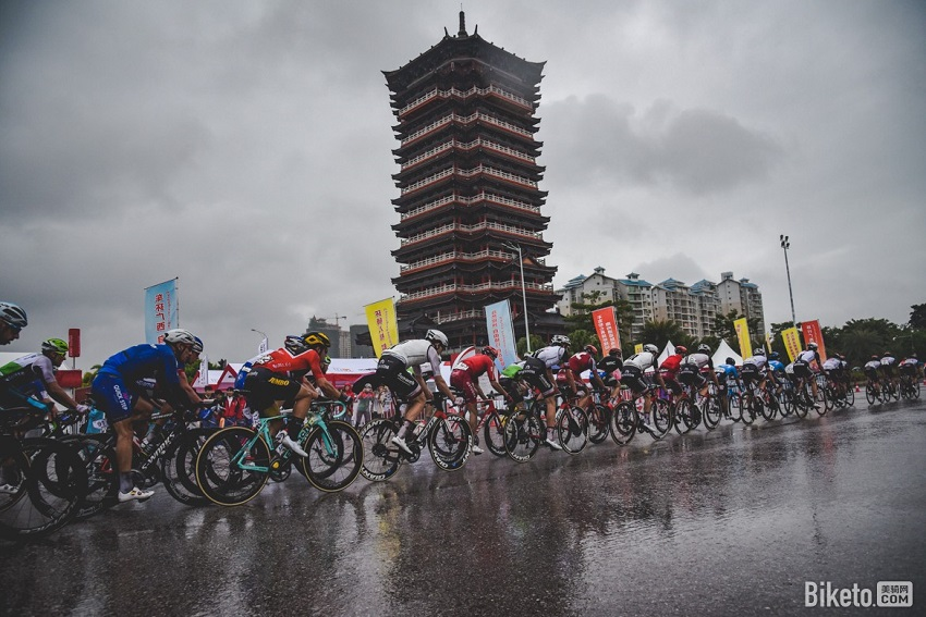 Pascal Ackermann won 2018 tour of guangxi stage 2