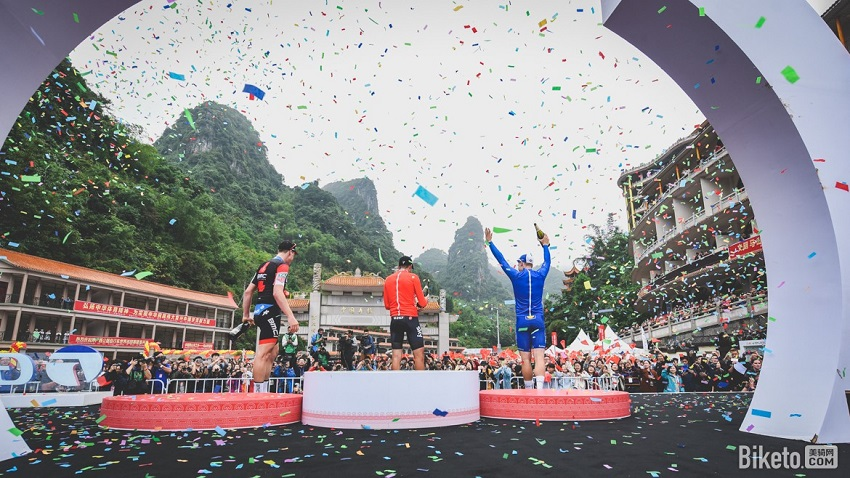 tour of guangxi 2018 stage 4 nongla