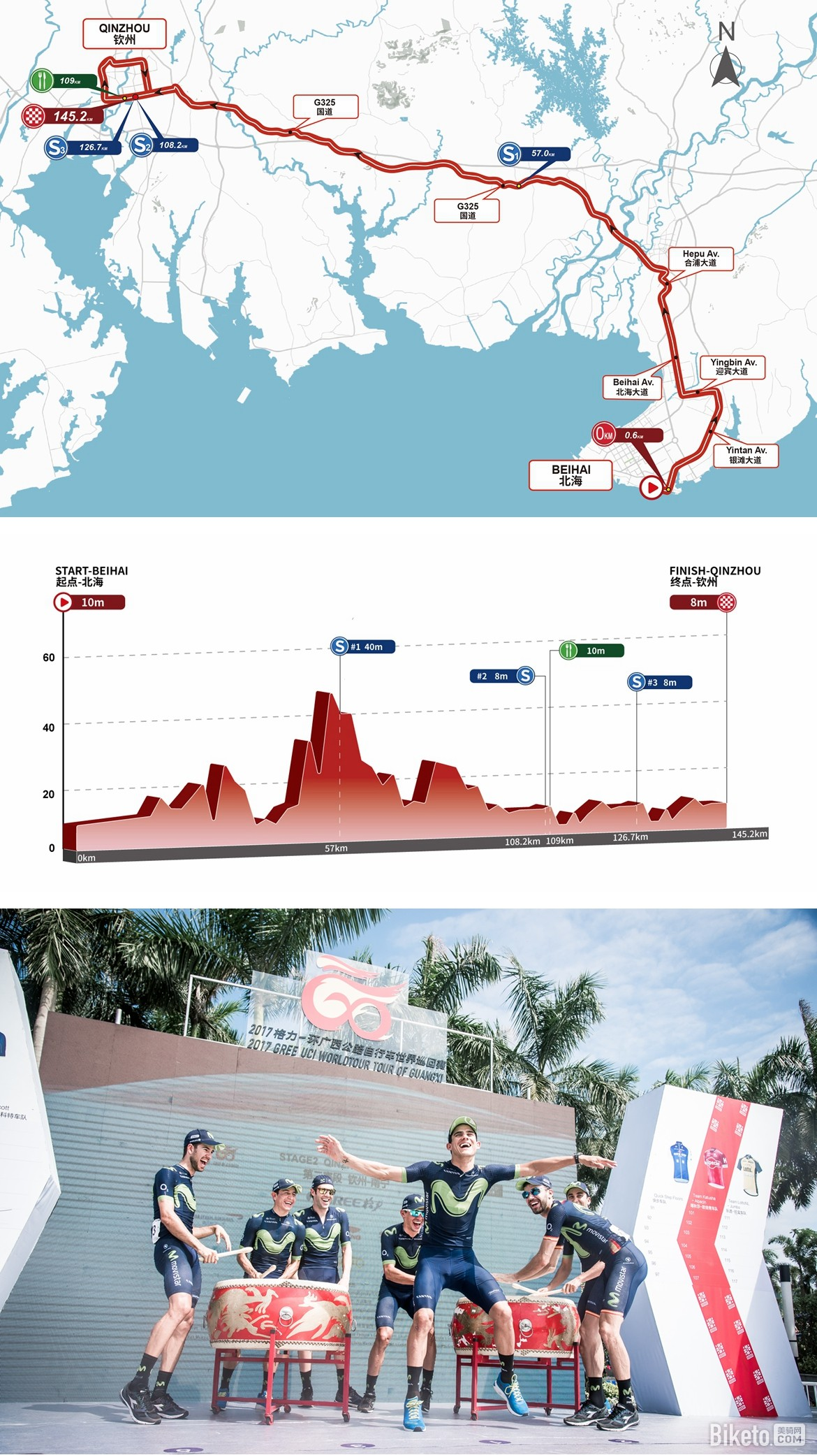 2018 tour of guangxi stage 2